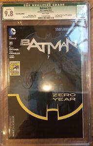 Batman-21-San-Diego-Comic-Con-SDCC-CGC-9-8-Signed-Capullo-1st-App-Duke-Thomas