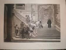 A Powerful Monk-Son Eminence Grise J L Gerome 1899