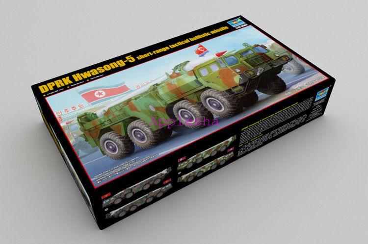 Trumpeter 01058 1 35 DPRK Hwasong-5 Short-Range Tactical Ballistic Missile
