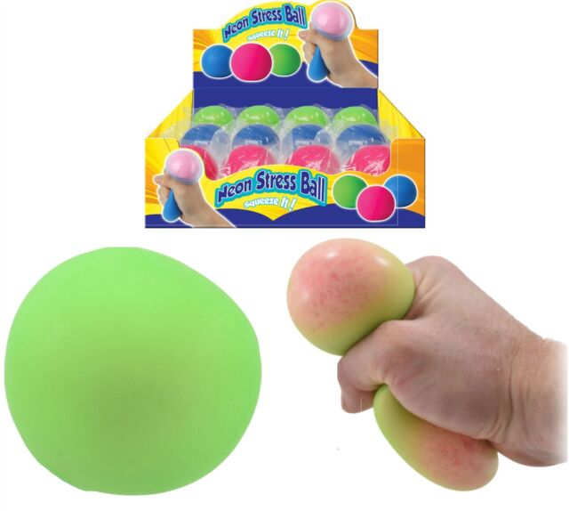 Tobar Bouncy Bouncing Putty Ball Toy Party Loot Bag Filler Gift