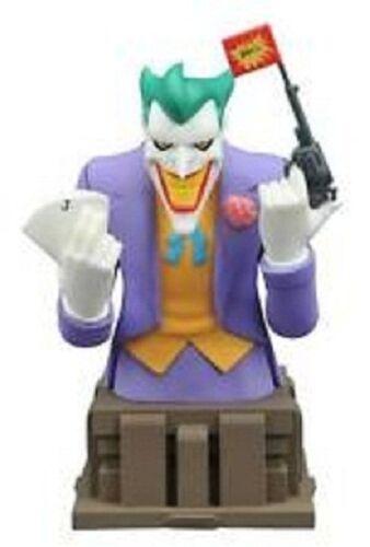 Diamond Select BATMAN le serie animate il JOKER Busto limitata a 3000