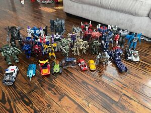 Transformers- HUGE Vintage Collectible Lot, $$$$$ value