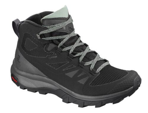 Salomon Outline MID GTX W señora outdoorschuh wanderschuh calzado informal