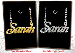 collier prenom sarah