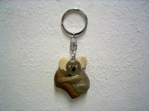 """Holz Wood // Keychain /""""Koala/"""" Schlüsselanhänger /""""Koala/"""""""