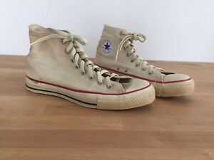 482ba7484f22 Barely used Vintage 80s 90s Converse Chuck Taylor All Star Made in ...