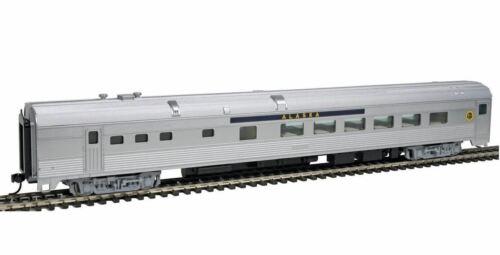 Walthers #910-30010 vmf121 Alaska Railroad 85/' Budd Large-Window Coach HO