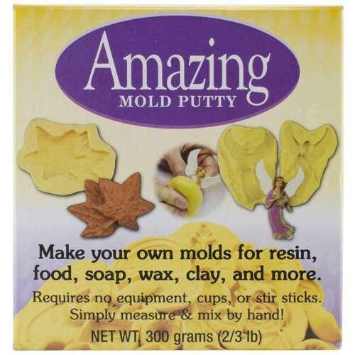 Amazing Mold Putty Kit .66lb   689076922494