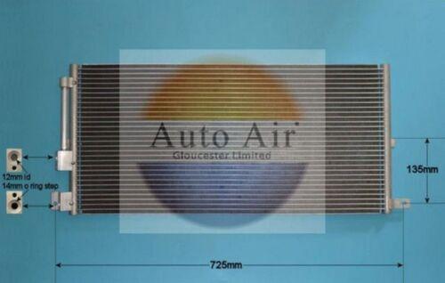 Fit avec JAGUAR X-TYPE condenseur climatisation 16-9002 2 L