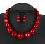 Fashion-Boho-Crystal-Pendant-Choker-Chain-Statement-Necklace-Earrings-Jewelry thumbnail 109