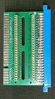 SNK NEO GEO MVS 2//4//6 slots MV2 MV4 MV6 JAMMA Adapter Arcade w// button remapper