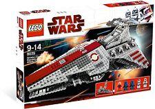 Brand New Lego Star Wars 8039 Venator-Class Republic Attack Cruiser Rare Minifig