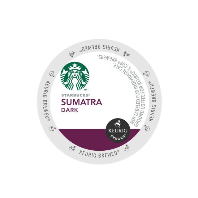 Starbucks Coffee, Keurig K-Cups, 24-96 Count, PICK ANY FLAVOR & QUANTITY
