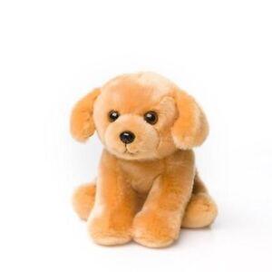 Anna-Club-Plueschtier-Labrador-Hund-15cm-lebensecht-Kuscheltier-Stofftier-NEU