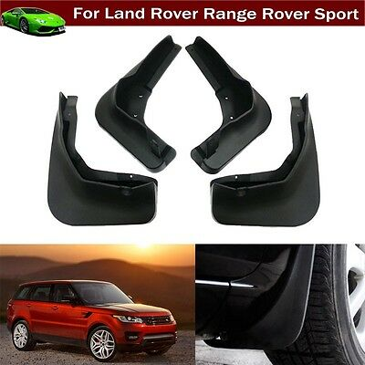 For Land LR Range Rover Velar 2018 2019 Mud Flaps Guard Fender Splash Mudguard