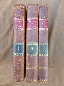 OEUVRES-COMPLETES-DE-BOILEAU-DESPREAUX-poesies-prose-lettres-a-RACINE-en-3-v
