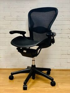 info for 8b868 cd19c Details about Herman Miller Aeron