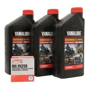 Yamaha Grizzly Oil