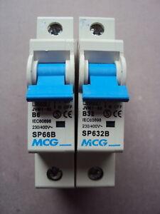 MCG B16 16A1PB6 MCB