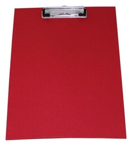 Mappe 4 Farben 10x Klemmbrett Clipboard A4 Schreibplatte Schreibunterlage