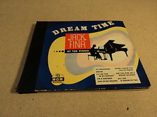 MGM Records Vintage Jack Fina At The Piano Dream Time Set of 4 10-Inch Vinyl