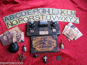 Duel Morphic Spirit LampMagic Trick Full Kit Seance