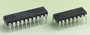 74HC42 Semiconductor IC - Pack of 2