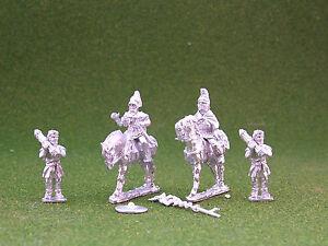 28mm-Ancient-Roman-General-Set-Pompey-1st-Corps-ancient-miniatures-unpainted