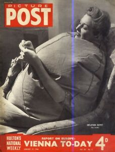 PICTURE-POST-MAGAZINE-19-1-46-VIENNA-TODAY-A-MINER-GOES-UP-TO-OXFORD