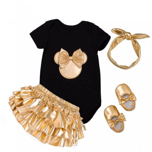 Bee Kidz ® Conjuntos de Niña Ropa Para Bebes Recien Nacido Vestidos Bebe Niñas