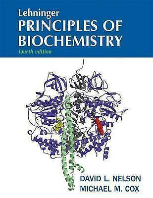 1 of 1 - Lehninger Principles of Biochemistry, Fourth Edition-ExLibrary