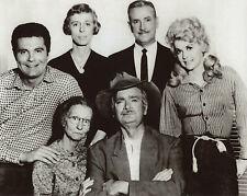 Beverly Hillbillies Buddy Ebsen Nancy Kulp Donna Douglas 8x10 photo R1848