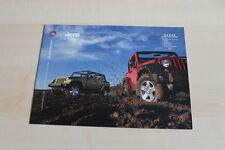 98183) Jeep Wrangler - Preise & tech. Daten & Ausstattungen - Prospekt 02/2007