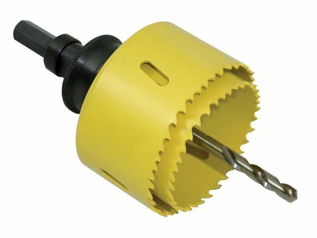 Super Rod - Duoxim Arbor pour scies trépans de 32 mm et plus
