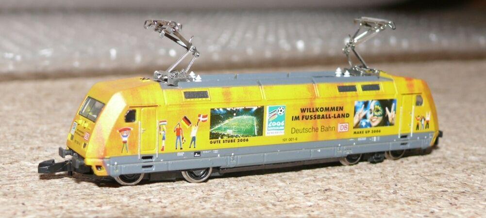 U3   88681 elektrolokomotive BR 101 delle DB AG a scelta-WM 2006