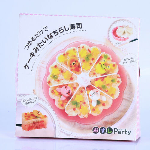 Sushi Maker Rice Mold Home Baking Cake Plate Mold Kitchen Gadgets L