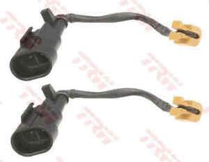 TRW-Front-Rear-Brake-Pad-Wear-Indicator-Wire-x2-GIC343-5-YEAR-WARRANTY