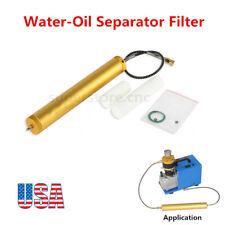 New 30mpa High Pressure Air Filter 4500 Psi Pcp Compressor Oil Water Separator