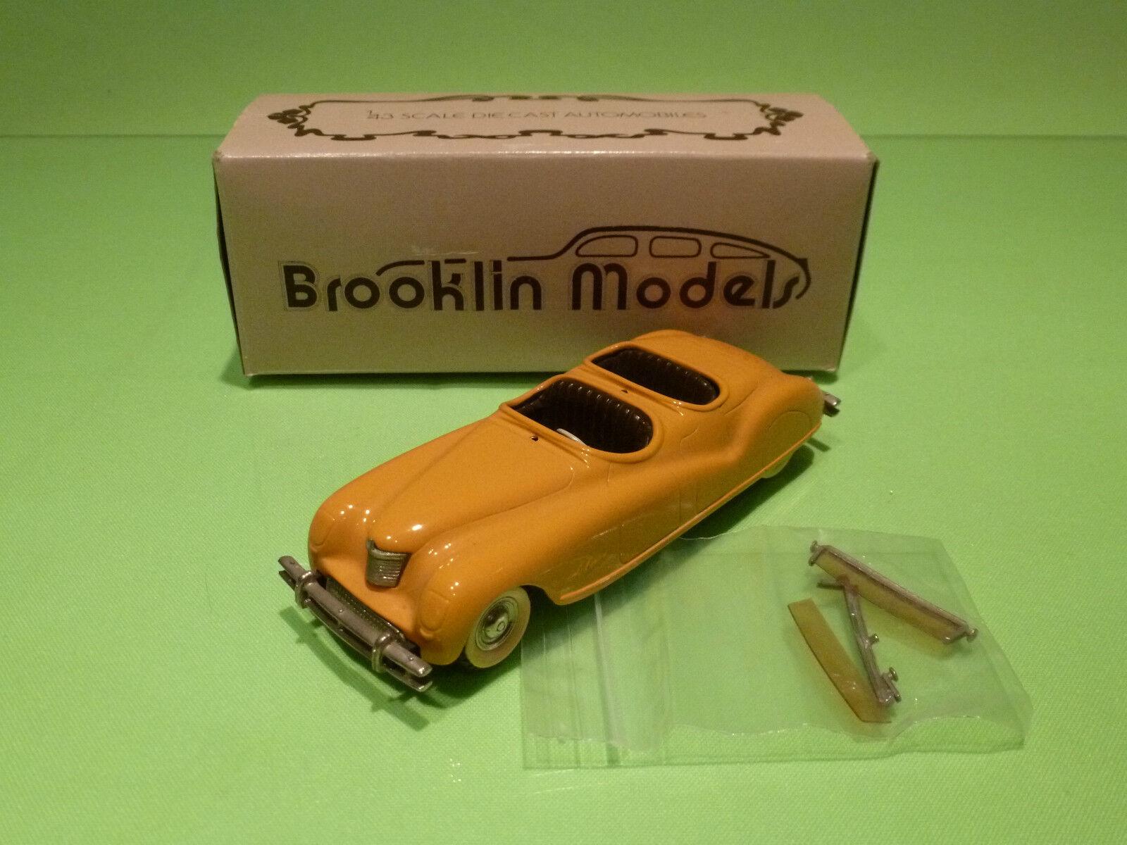 BROOKLIN MODELS BRK 8 CHRYSLER NEWPORT LE BARON 1941 - 1 43 - NMIB