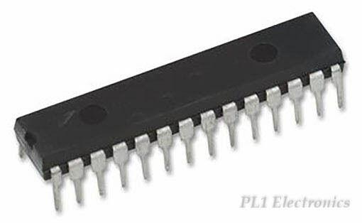 Microchip PIC16F73-I/Sp Mcu , 8BIT, PIC16, 20 MHZ, NDIP-28