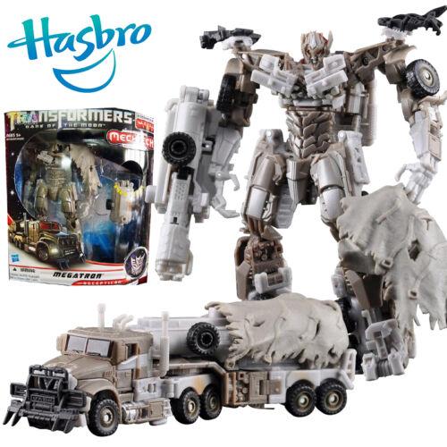 dark megatron hasbro transformers dark of the moon megatron mechtech robot car