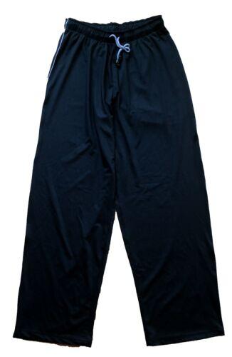 Pure Sport womens ladies tracksuit pants bottoms black pale blue