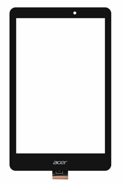 Acer Iconia Tab 8 A1-840 écran tactile verre numériseur panneau couleur noir