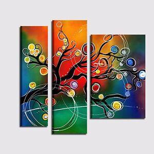 Quadri moderni astratti olio su tela dipinti a mano con for Quadri moderni astratti dipinti a mano