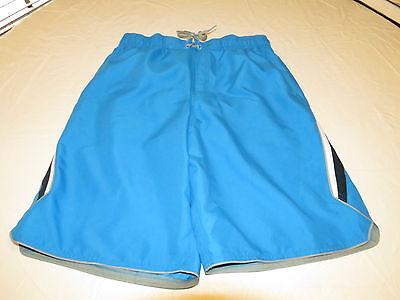 Uomo Pantaloncini Da Nuoto Nike Blu Bianco Bordo M Ness5335 Di2252 458 715824