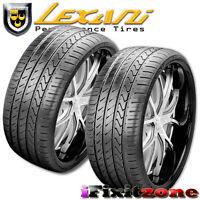 2 Lexani Lx-twenty 285/35r18 101w Xl Ultra High Performance Tires 285/35/18 on sale