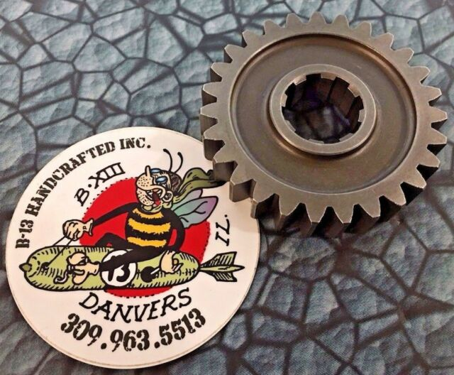 New Harley Davidson Sportster Countershaft Drive Gear 1957-1986 HD 35695-58