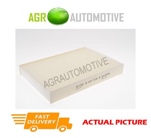 PETROL CABIN FILTER 46120034 FOR RENAULT KANGOO 1.6 95 BHP 2001-08