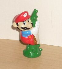 Vintage 1989 Nintendo Super Mario Brothers Figure Applause PVC Beanstalk NES