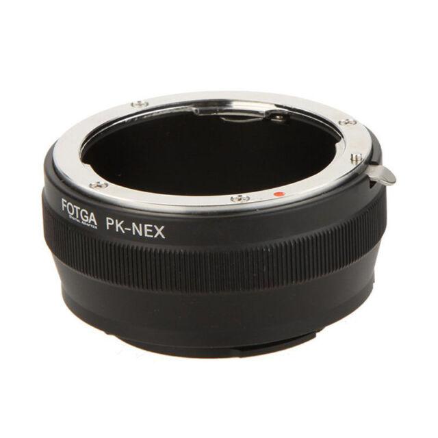 Fotga PK-NEX Adapter Digital Ring for Pentax PK to Sony NEX E-Mount Camera